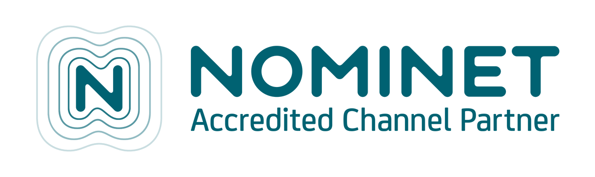 Nominet Accredited Channel Partner Logo